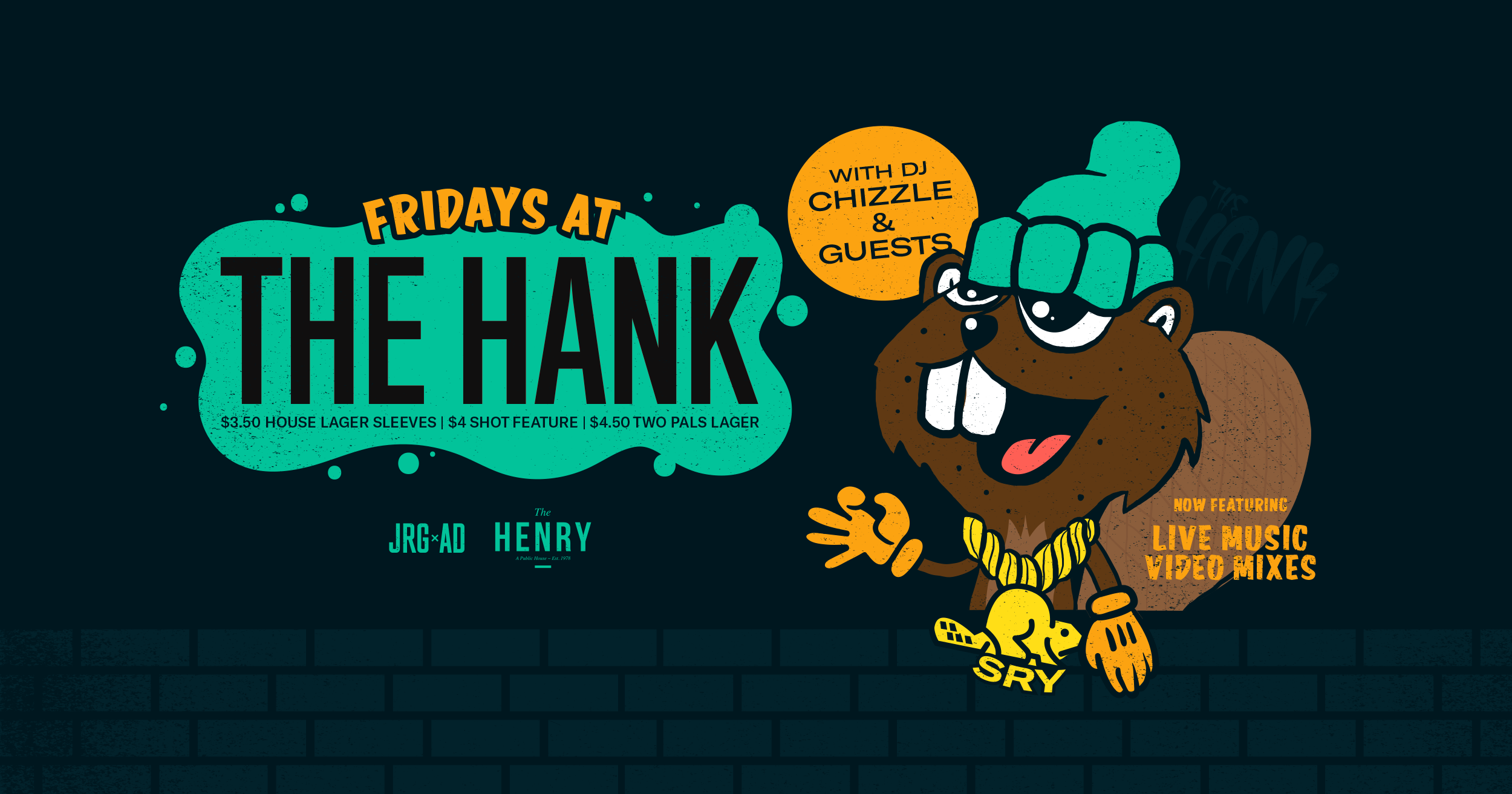 Friday at the Hank