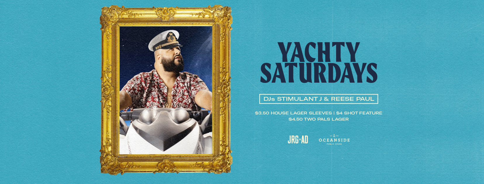 Yachty Saturdays