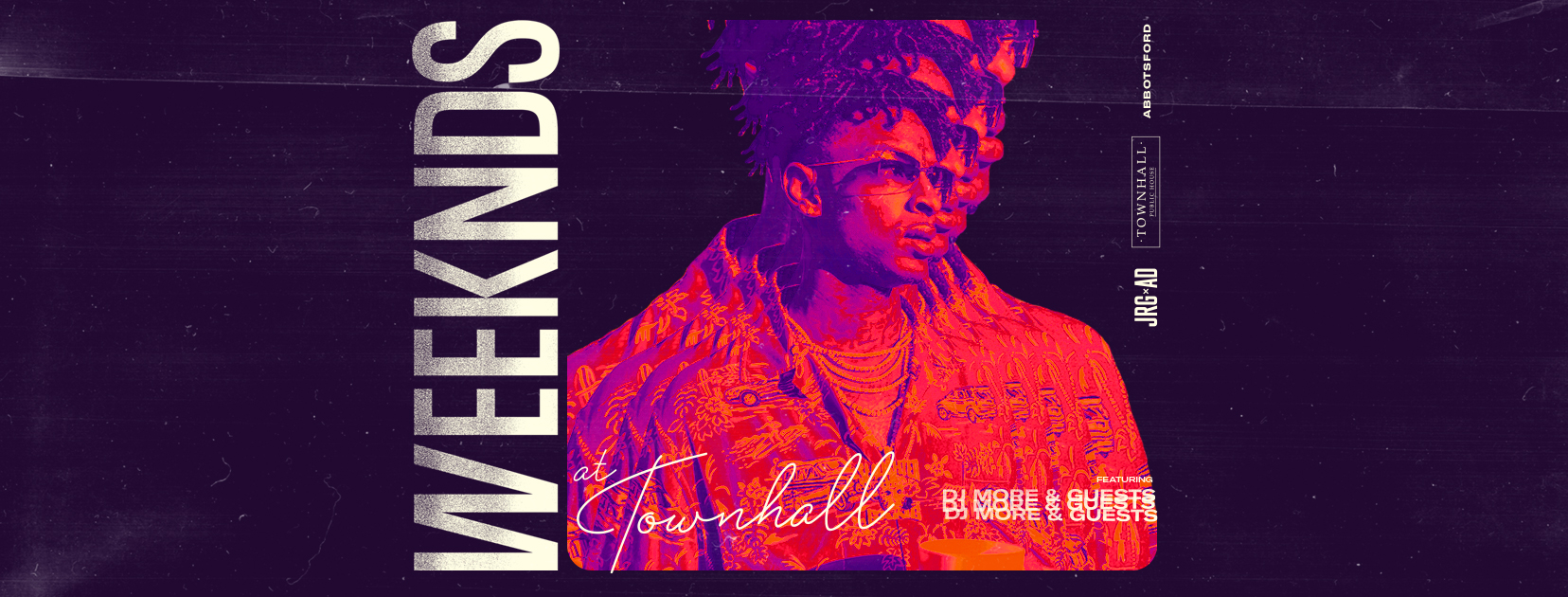 The Weeknds at Townhall Abbotsford