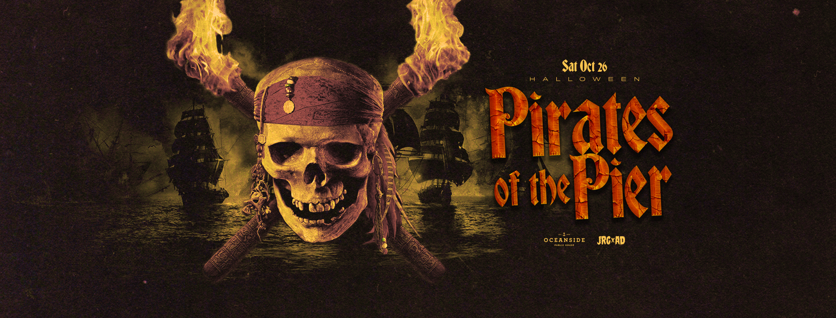 Pirates of the Pier Halloween – OPH